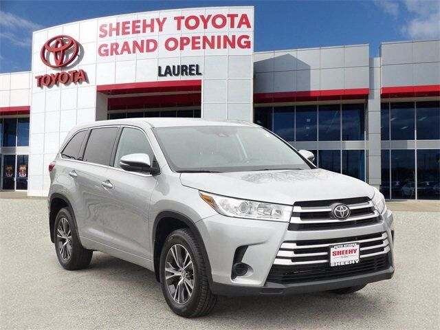 2018 Toyota Highlander LE V6 Laurel MD