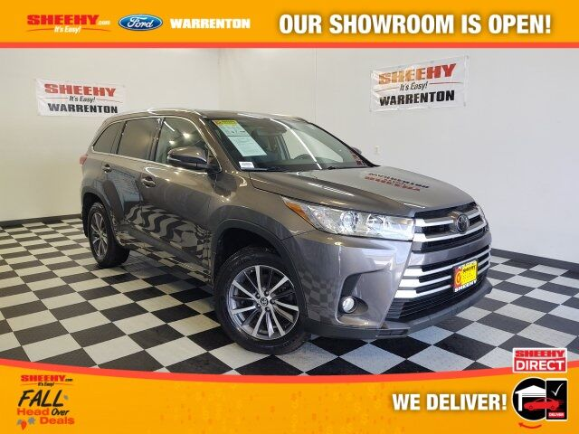 2018 Toyota Highlander LE V6 Warrenton VA