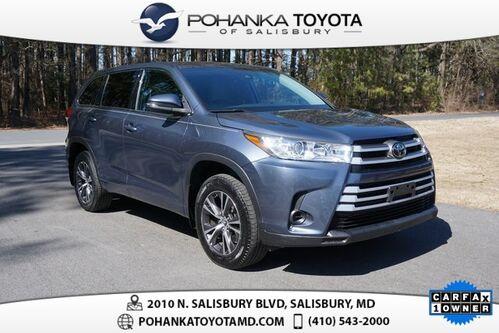 2018_Toyota_Highlander_LE V6_ Salisbury MD
