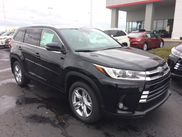 2018 Toyota Highlander Limited - V6 AWD Richmond KY