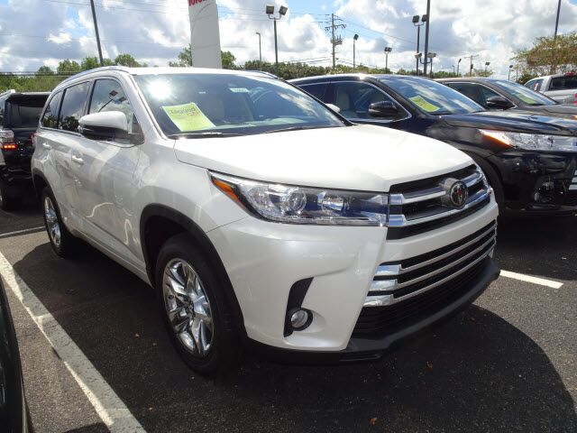 2018 Toyota Highlander Limited 4dr SUV Enterprise AL