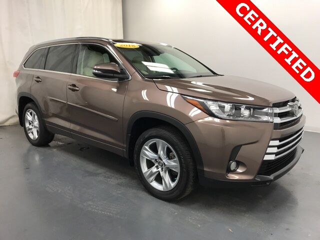 2018 Toyota Highlander Limited AWD Holland MI