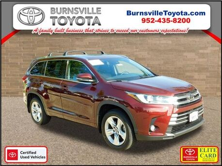 2018_Toyota_Highlander_Limited_ Burnsville MN