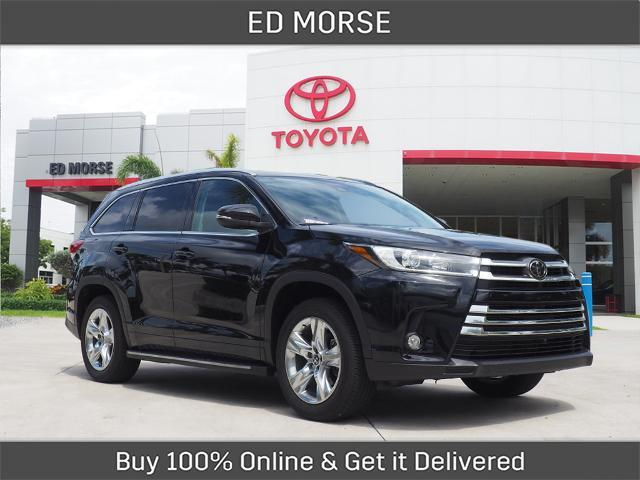 2018 Toyota Highlander Limited Delray Beach FL