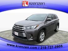 2018_Toyota_Highlander_Limited_ Duluth MN