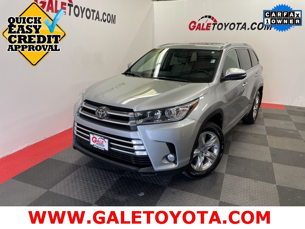 2018 Toyota Highlander Limited Enfield CT