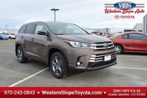 2018 Toyota Highlander Limited Grand Junction CO