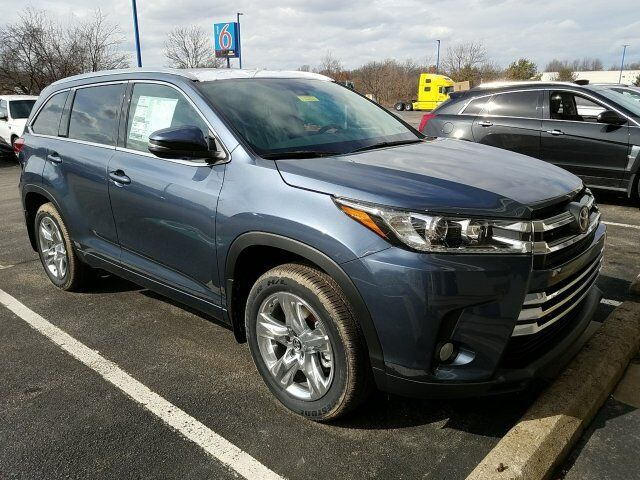2018 Toyota Highlander Limited Cranberry Twp PA