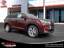 2018_Toyota_Highlander_Limited_ Chattanooga TN