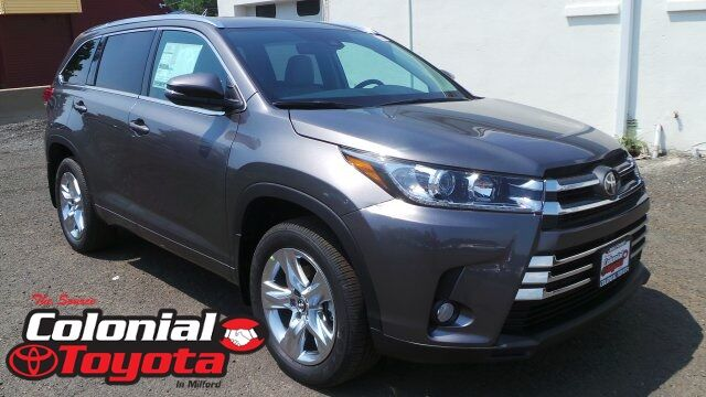 2018 Toyota Highlander Limited Milford CT