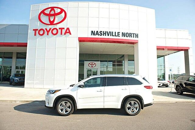 2018 Toyota Highlander Limited Nashville TN