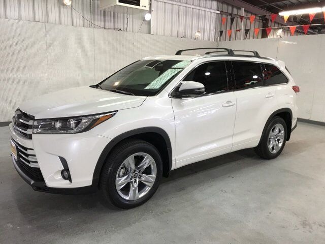 2018 Toyota Highlander Limited Oroville CA