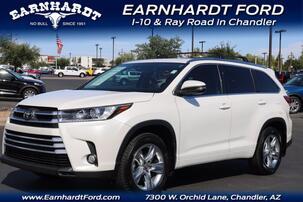 2018_Toyota_Highlander_Limited_ Phoenix AZ