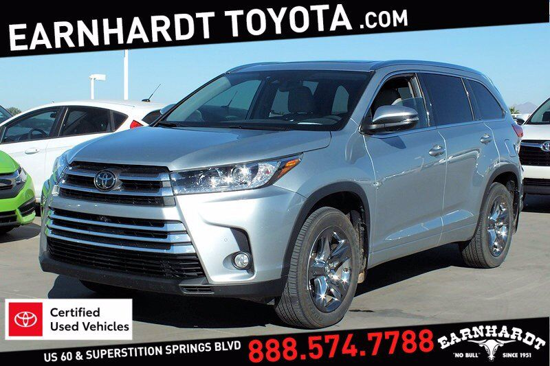 2018 Toyota Highlander Limited Platinum AWD *1-OWNER* Mesa AZ