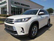 2018_Toyota_Highlander_Limited Platinum AWD V6 NAV JBL 360 CAM SUNROOF COOLED/HEATED SEATS_ Plano TX
