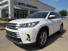 2018_Toyota_Highlander_Limited Platinum AWD V6_ Plano TX
