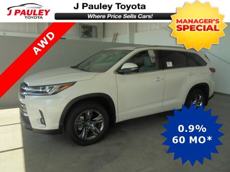 2018_Toyota_Highlander_Limited Platinum_ Fort Smith AR