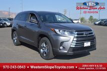 2018 Toyota Highlander Limited Platinum Grand Junction CO