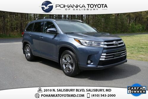 2018_Toyota_Highlander_Limited Platinum_ Salisbury MD