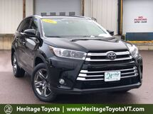2018 Toyota Highlander Limited Platinum South Burlington VT