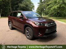 2018 Toyota Highlander Limited Platinum South Burlington VT