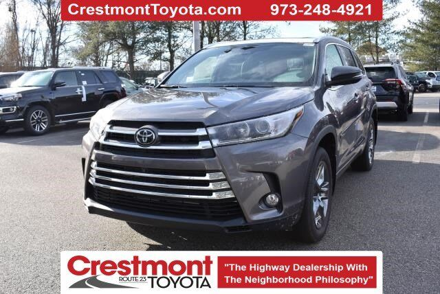 2018 Toyota Highlander Limited Platinum V6 AWD Pompton Plains NJ