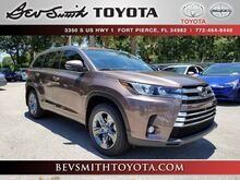 2018_Toyota_Highlander_Limited Platinum V6 w/Captain Chairs_ Fort Pierce FL