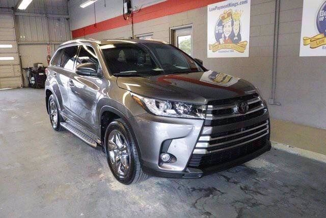 2018 Toyota Highlander Limited Platinum Lake Wales FL