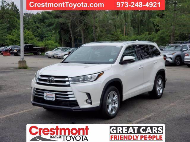 2018 Toyota Highlander Limited Pompton Plains NJ