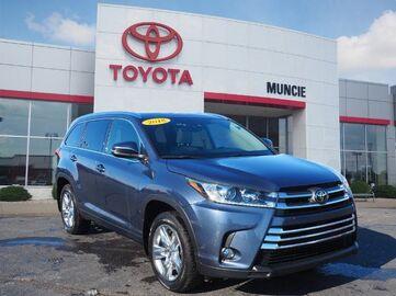 2018_Toyota_Highlander_Limited_ Richmond KY