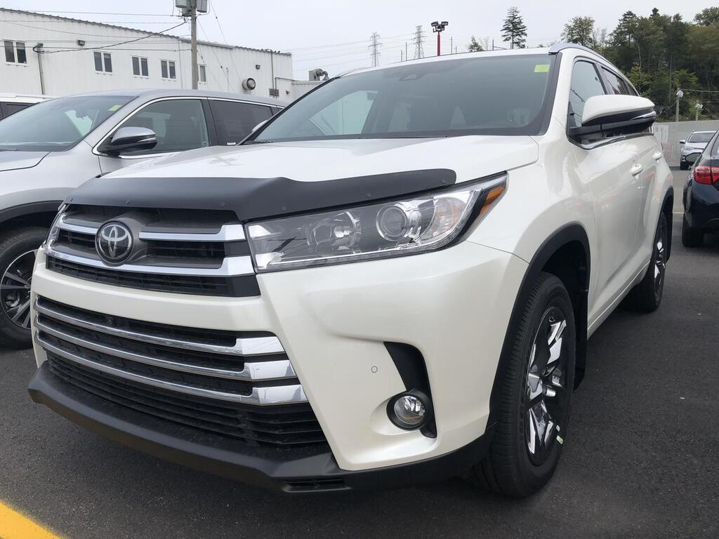 2018 Toyota Highlander Limited Saint John NB