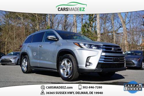 2018_Toyota_Highlander_Limited_ Salisbury MD