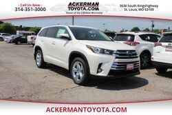 Toyota Highlander Limited St. Louis MO