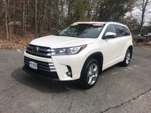 2018_Toyota_Highlander_Limited V6 AWD_ Pembroke MA