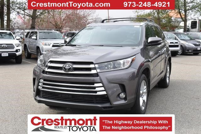 2018 Toyota Highlander Limited V6 AWD Pompton Plains NJ