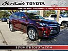 2018 Toyota Highlander Limited V6 w/Captain Chairs Fort Pierce FL