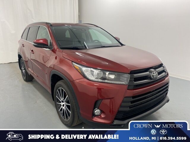 2018 Toyota Highlander SE AWD Holland MI