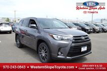 2018 Toyota Highlander SE Grand Junction CO