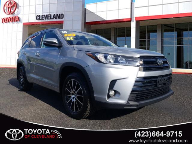 2018 Toyota Highlander SE McDonald TN