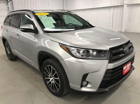 2018_Toyota_Highlander_SE_ Mercedes TX