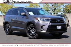2018_Toyota_Highlander_SE_ Roseville CA