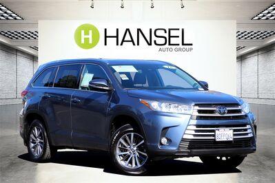 2018_Toyota_Highlander_XLE_ Santa Rosa CA