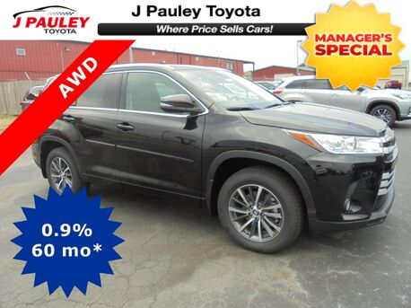 2018_Toyota_Highlander_XLE AWD_ Fort Smith AR