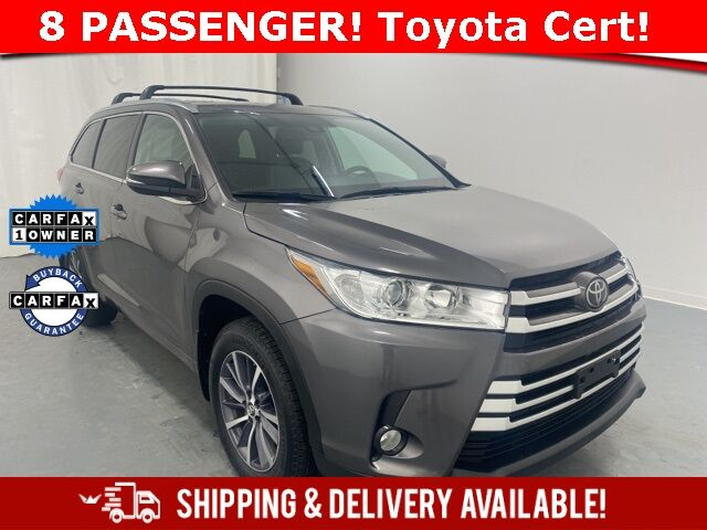 2018 Toyota Highlander XLE AWD Holland MI