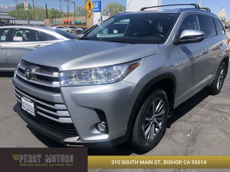 2018 Toyota Highlander XLE Bishop CA