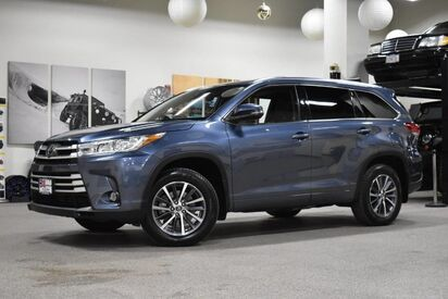 2018_Toyota_Highlander_XLE_ Boston MA
