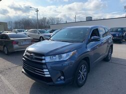 2018_Toyota_Highlander_XLE_ Cleveland OH