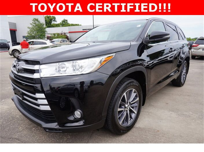 2018 Toyota Highlander XLE Columbia TN