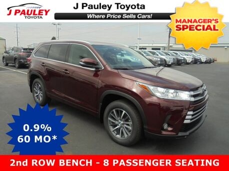 2018_Toyota_Highlander_XLE_ Fort Smith AR