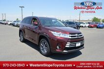 2018 Toyota Highlander XLE Grand Junction CO